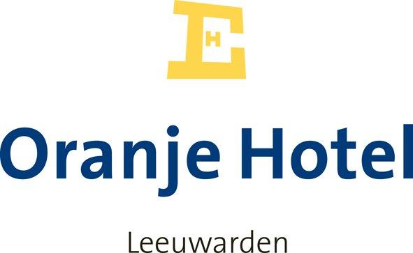 Afbeeldingsresultaat voor oranje hotel leeuwarden logo